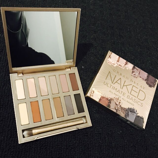 Brand New Authentic Urban Decay Naked Palette