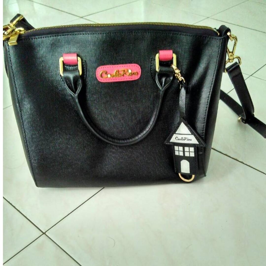 5bc8d14decce Carlo Rino Branded Fashion Bag
