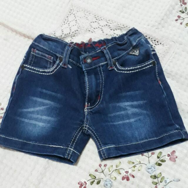 Celana Hot Pants Anak 6T