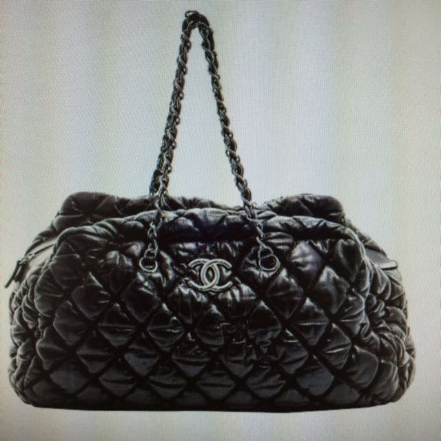 1d90f62b7b56 Chanel Large Bubble Bag, Luxury, Bags & Wallets on Carousell