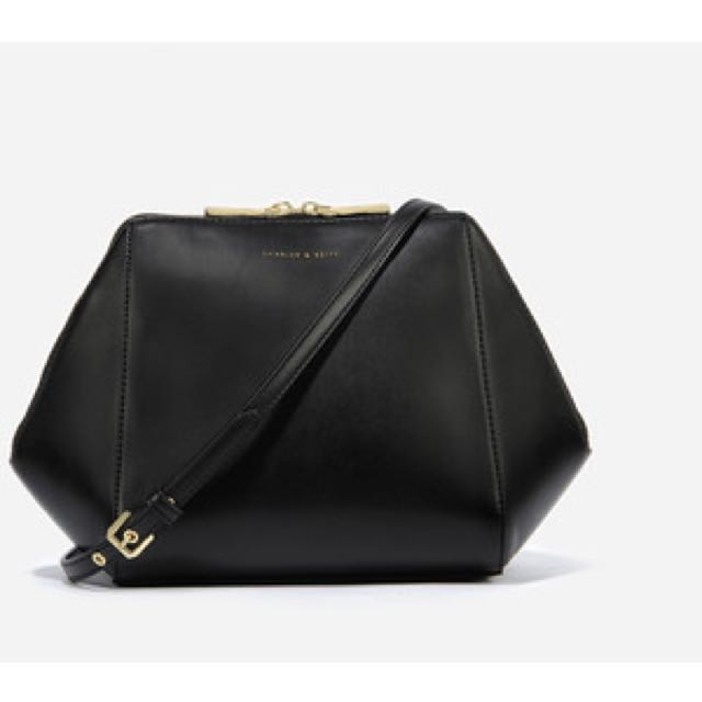 Charles And Keith Trapeze