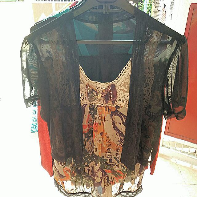 Church blouse
