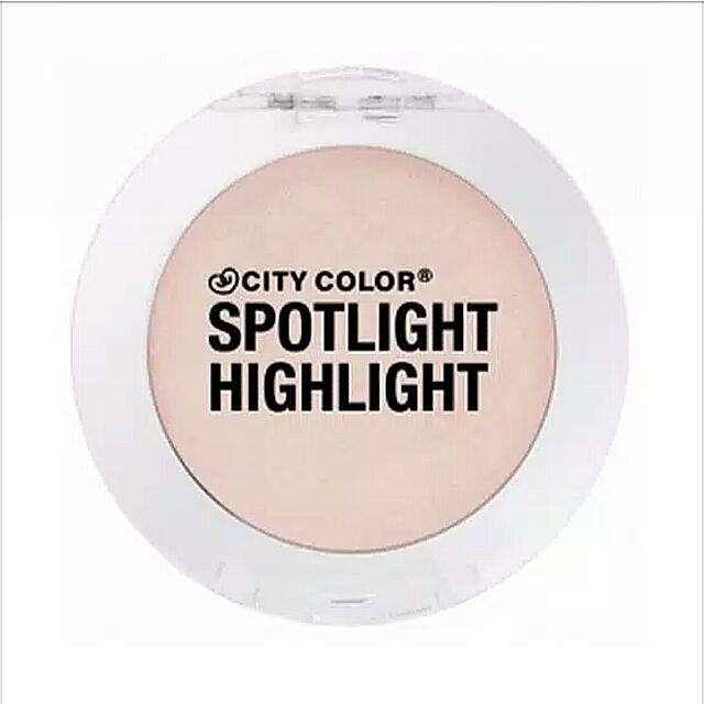City Color Spotlight Highlight 100% Original By. City Color US