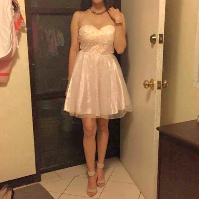 Cocktail Dress/ Tutu Dress