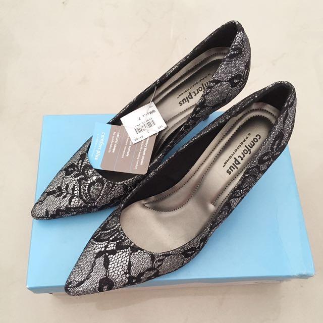 Comfort Plus Heel Shoes