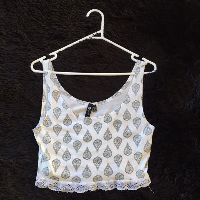 Cotton On Crop Top