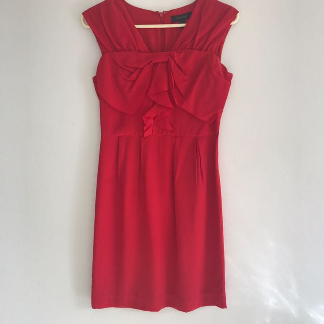 Country Road 100% Silk Dress Size 4