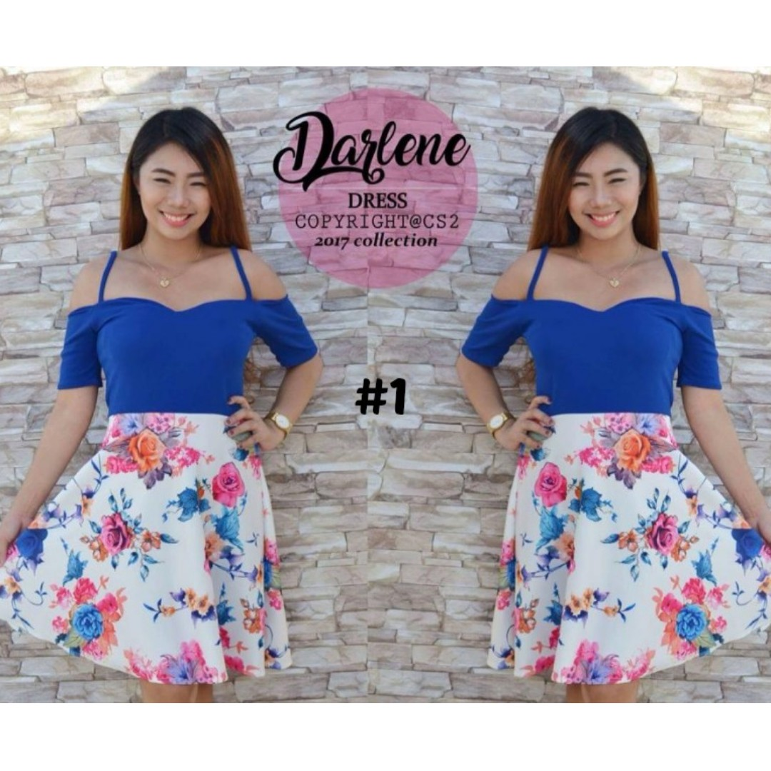 Darlene Dress [#1 to #3]