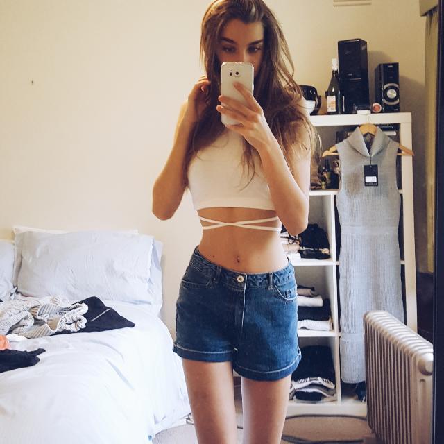 Denim Shorts ❤