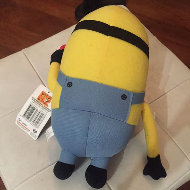 Despicable Me Minion Plush Stuffed Animal