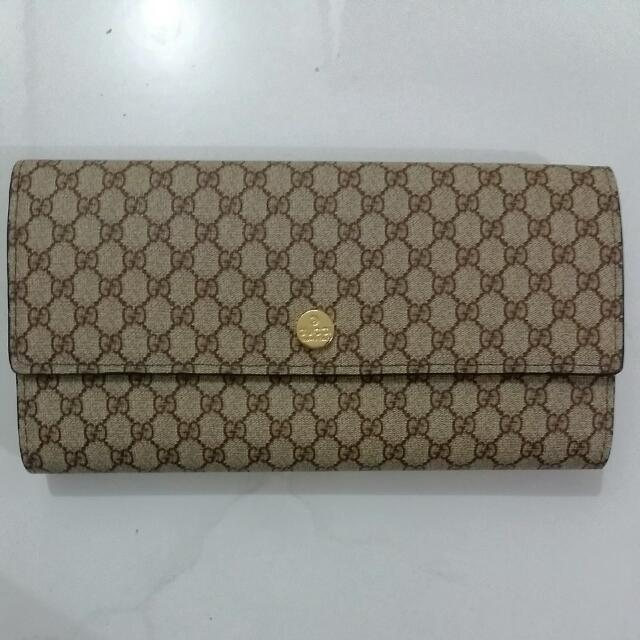 Dompet Gucci Kw