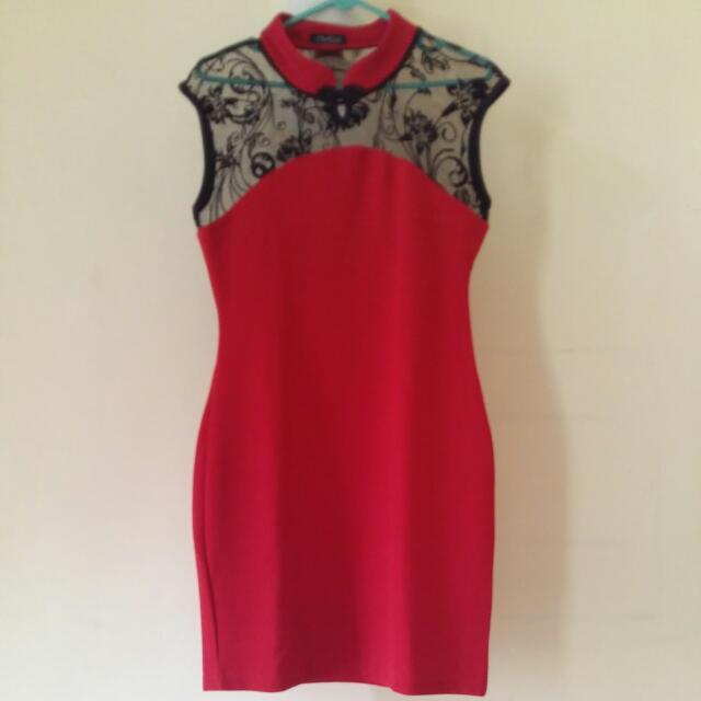 Dress Shanghai Merk Cavalier