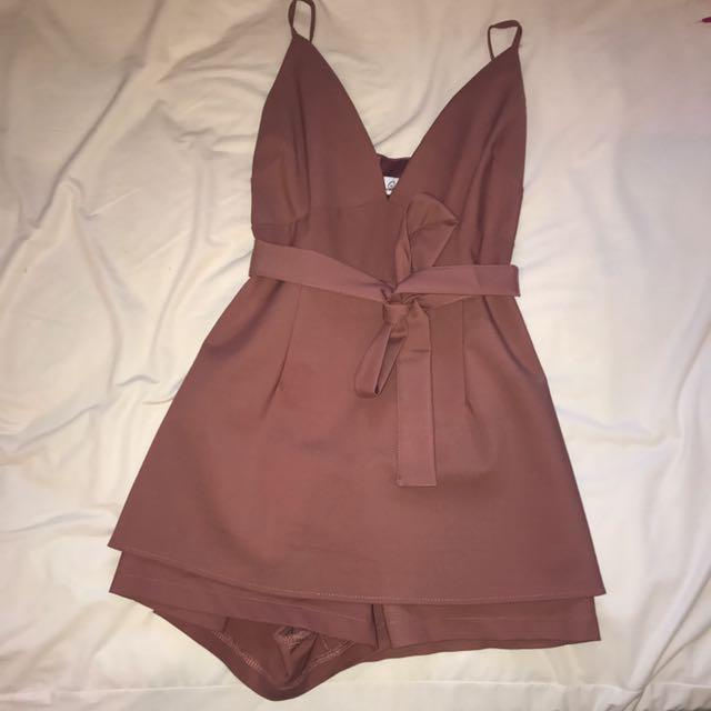Dressy Jumpsuit