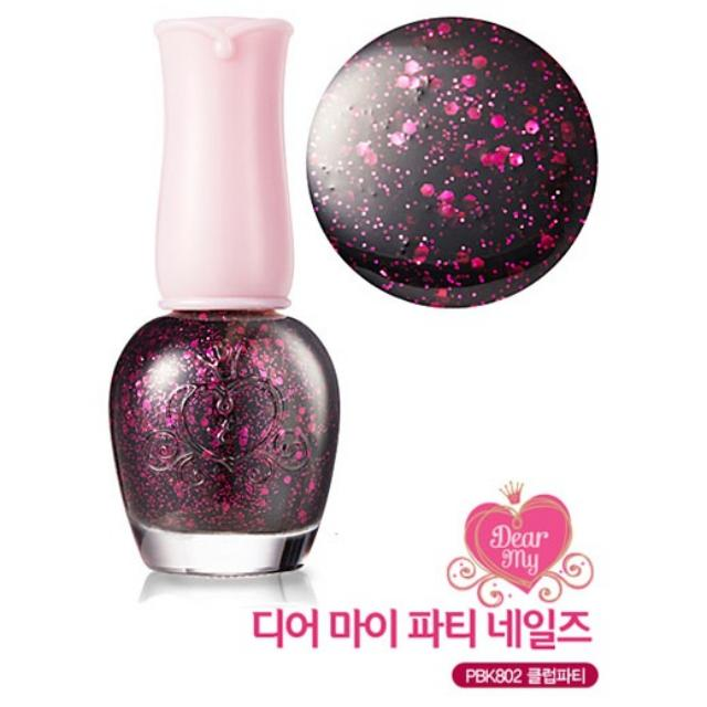 Etude House Nail Polish (PBK802), Health & Beauty, Hand & Foot Care ...
