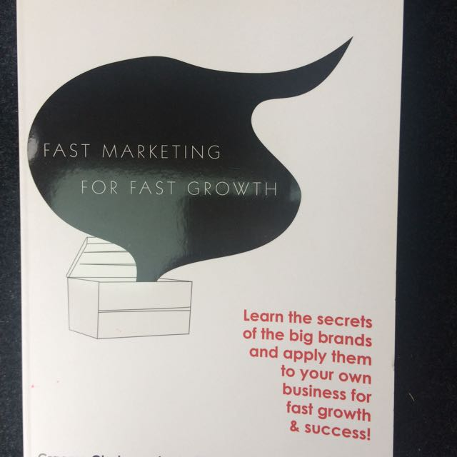 Fast Marketing For Fast Growth