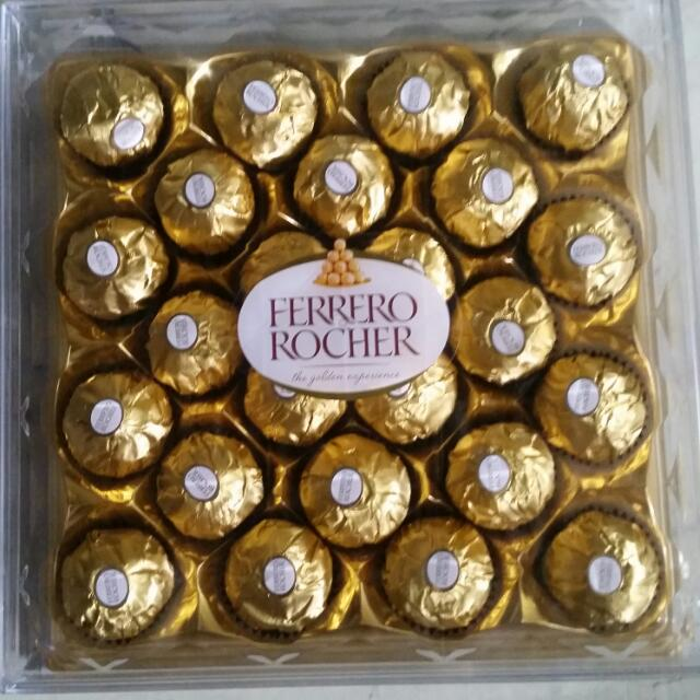 Ferrero Rocher 24pcs.