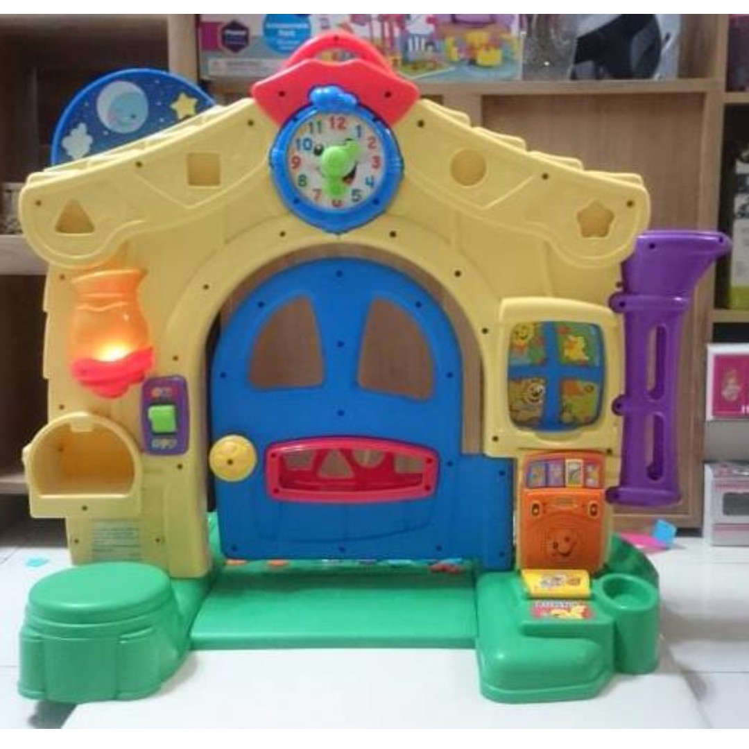 Fisher-Price Laugh & Learn Learning Kitchen - Walmart.com