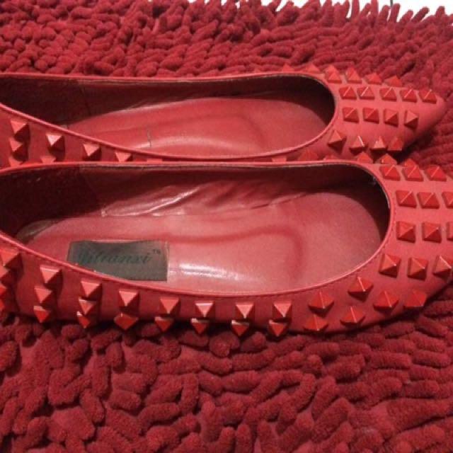 flatshoes stude