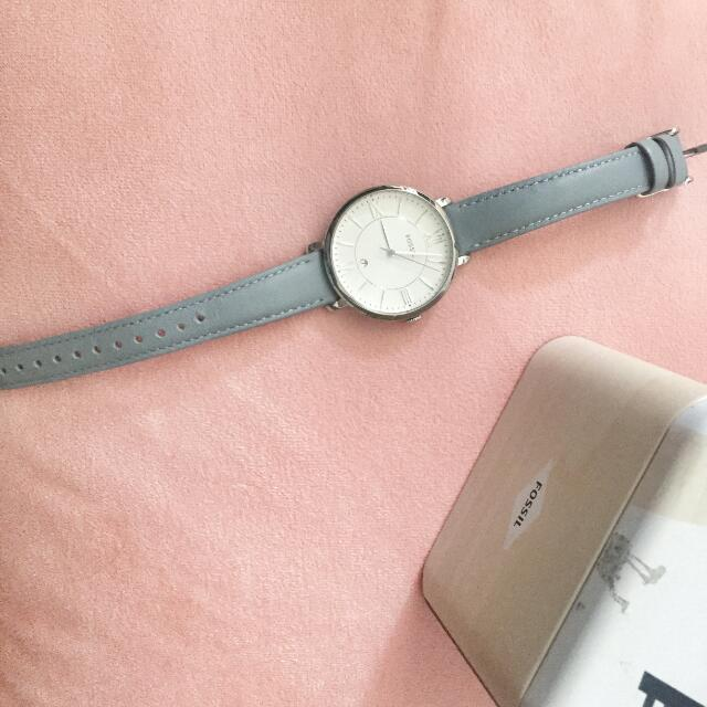 Fossil Jacqueline Smokey Blue