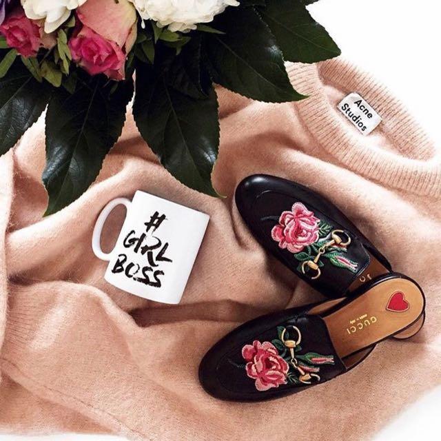 Gucci拖鞋