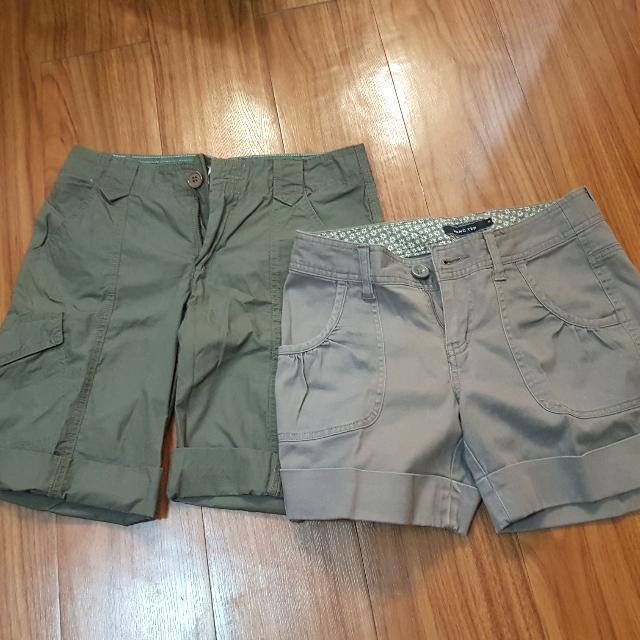 HANG TEN Shorts 2 For ₱250 (₱150 individual)