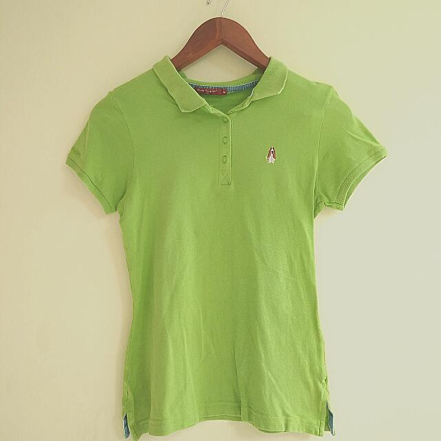 HUSH PUPPIES POLO SHIRT