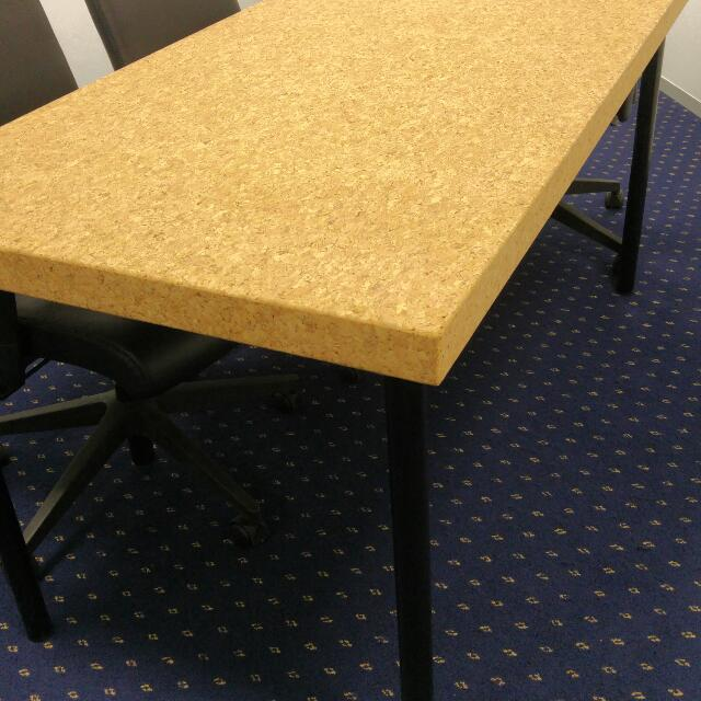 IKEA Cork Table Sinnerlig Series