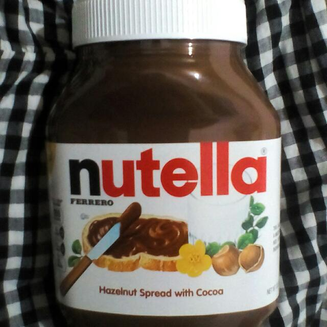 Imported nutella