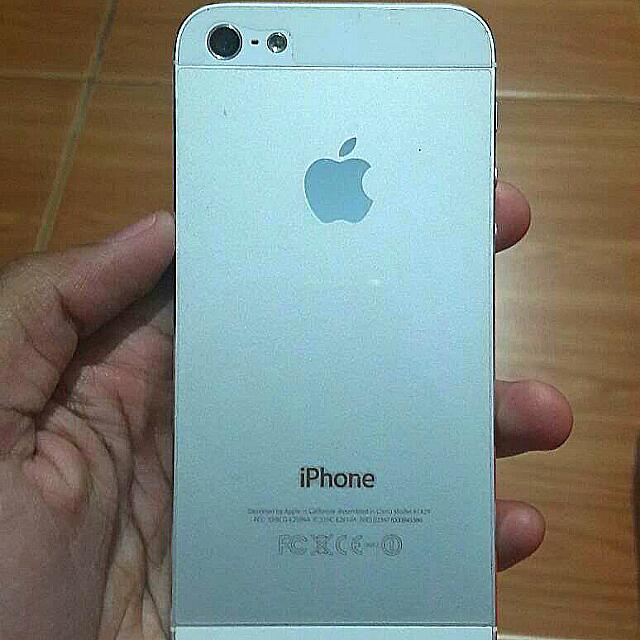 Iphone 5 Mulus