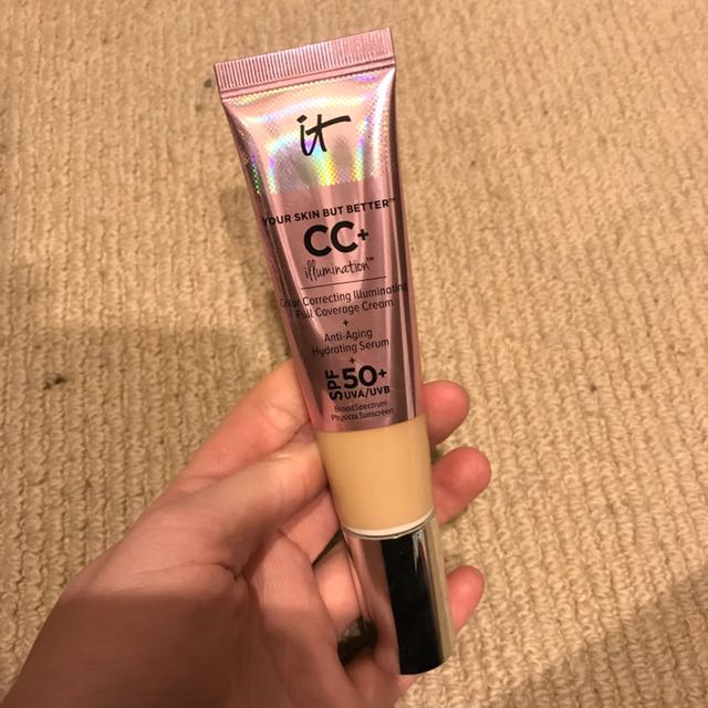 IT COSMETICS CC Cream Illumination - Light