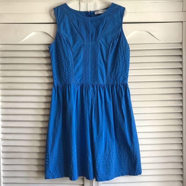 Just G Blue Dress