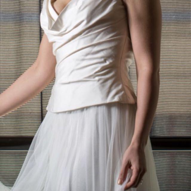 Karen Willis Holmes Designer Wedding Dress