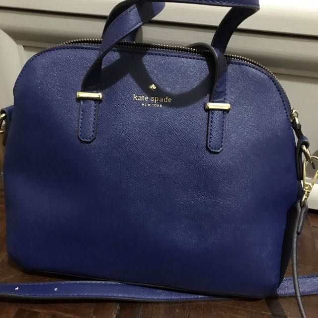 Kate Spade Cedar Street Maise Bag Blue