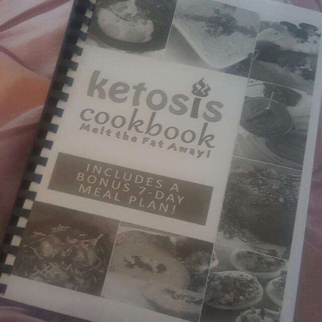 KETOSIS cookbook - Melton The Father Away