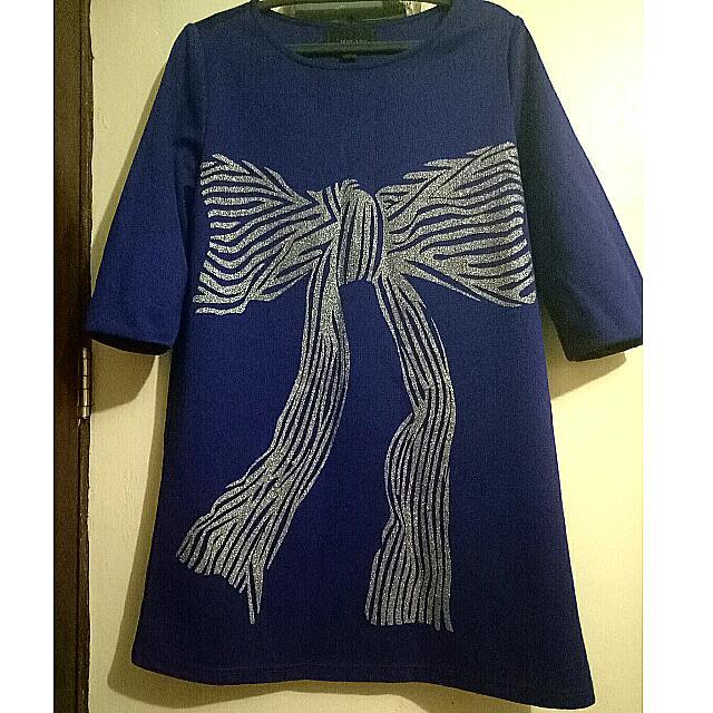 REPRICED!!! Korean Inspired Shirt Dress