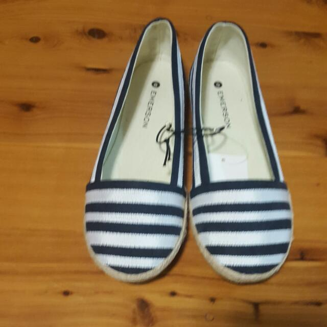 Ladies Flat Shoes - New With Tags