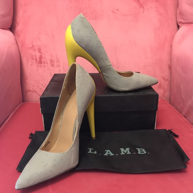 Lamb Yellow Grey From Rococo