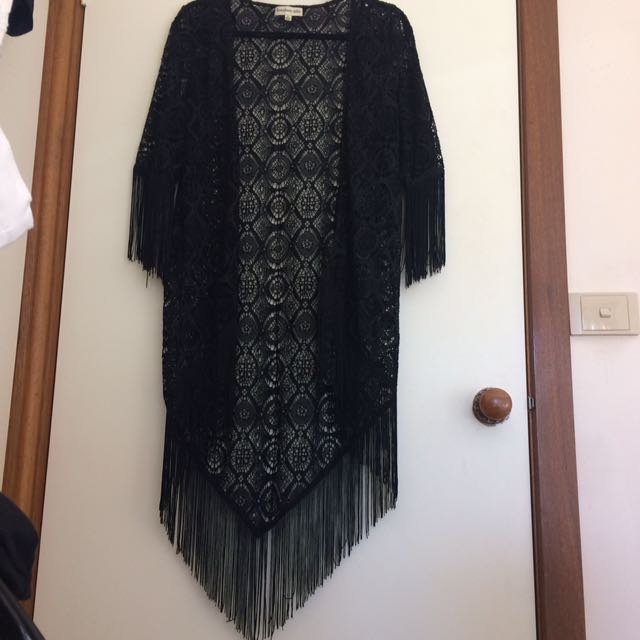 Longline Light Cardigan