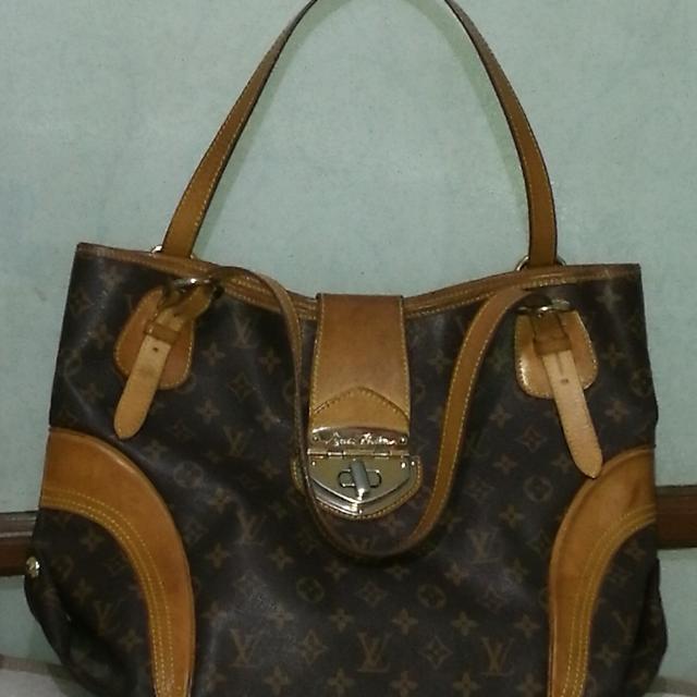 Louise Vuitton Shoulder Bag