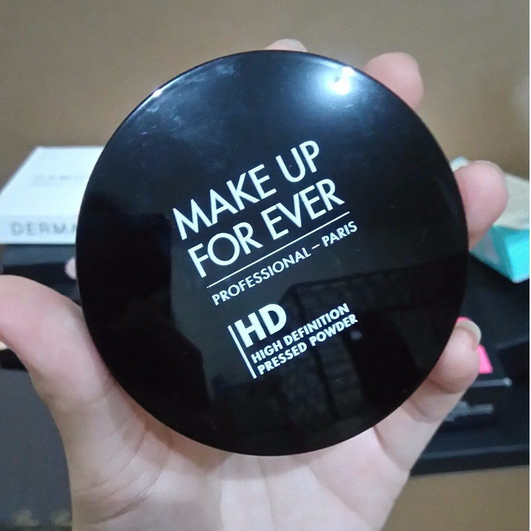 Make Up For Ever ( MUFE ) HD Pressed Powder