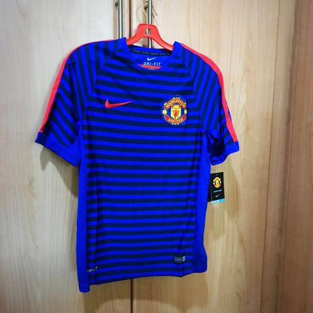 9a979af7b Authentic Manchester United Training Kit