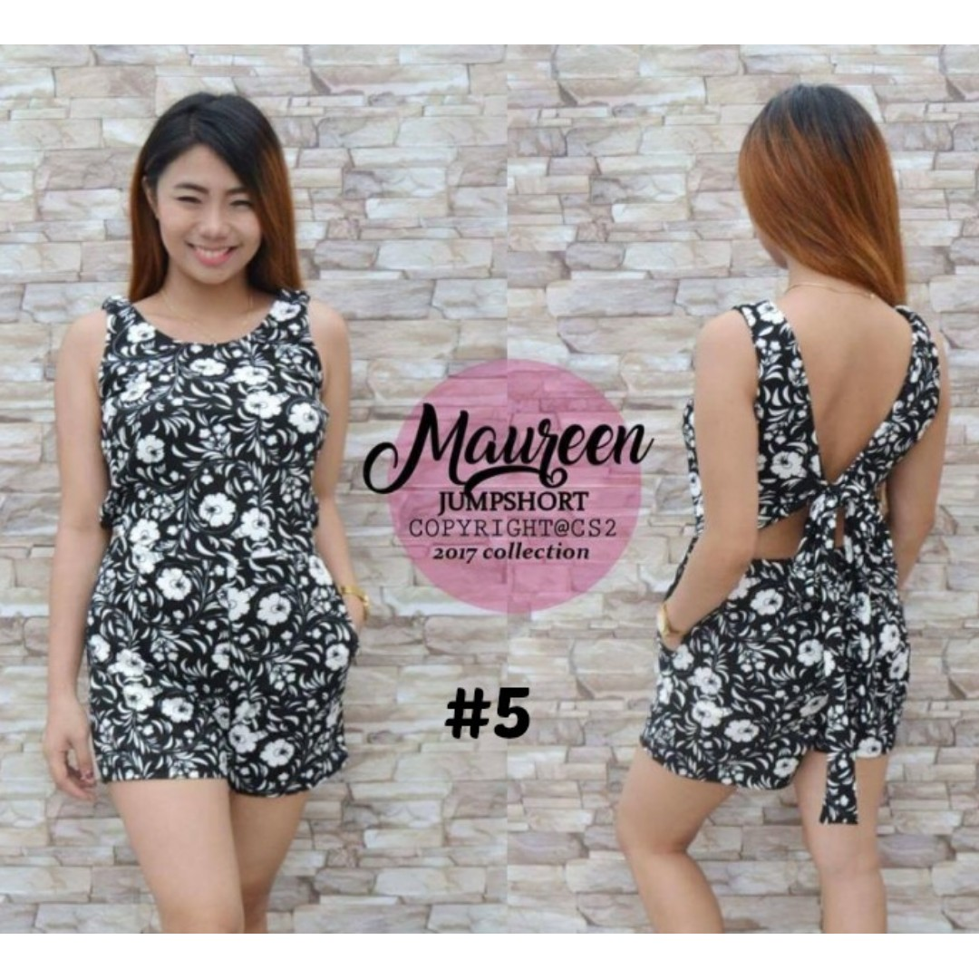 Maureen Romper [#5 to #8]