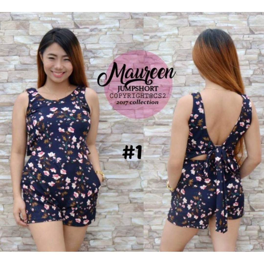 Maureen Romper [#1 to #4]