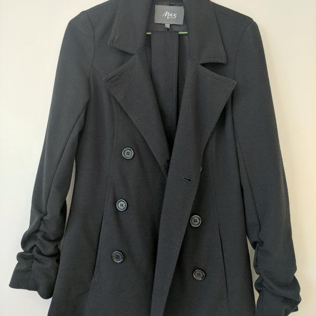 Max Winter Coat XS Sz6