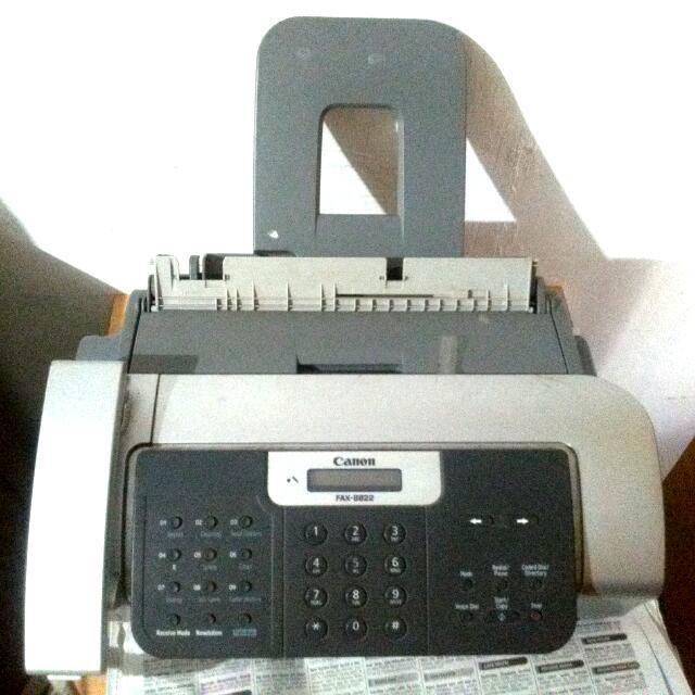 Mesin Fax Canon BB22