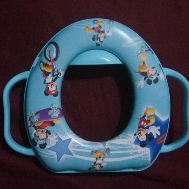 photo photo ... & REPRICED! Mickey Mouse Potty Training Chair Babies u0026 Kids Others ...