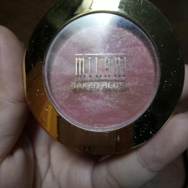 Milani Baked Blush Shades Berry Amore