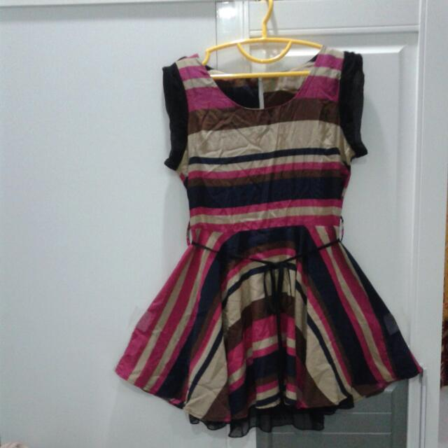 Mini Dress Variant Colour
