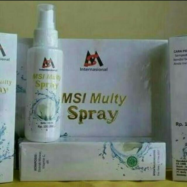Msi Multy Spray / Msi Bio Spray