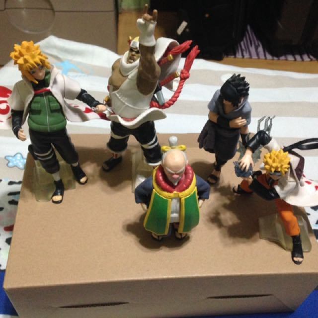 Naruto Figurines